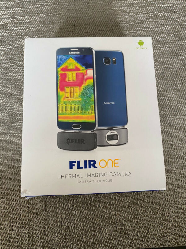 Flir One for Android Gen 2-Thermal Imaging Camera for Android (micro usb)