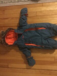 Gusti Snowsuit 6 month baby boy