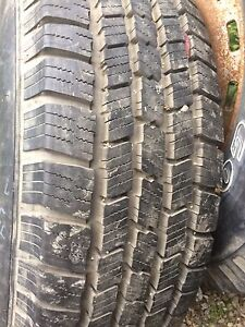 265/75/16 tire and rim
