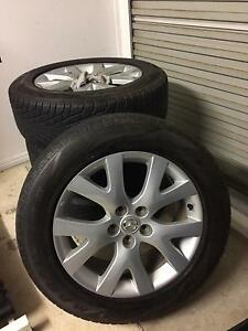 """18"""" alloy wheels Manly West Brisbane South East Preview"""