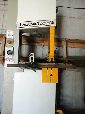 Laguna Lt 16 Hd 16 Inch Bandsaw Used