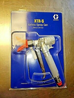 Graco Airless Spray Gun Xtr-5