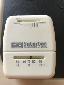 Thermostat For an RV