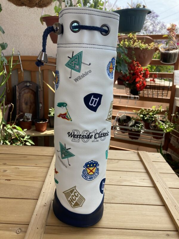 PRG 2016 Westside Classic Wine Tote  Bag. RARE!