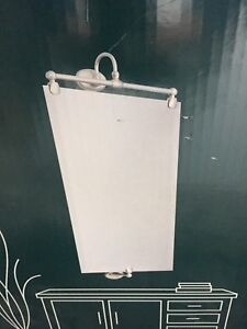 2x bathroom mirrors - brand new in boxes