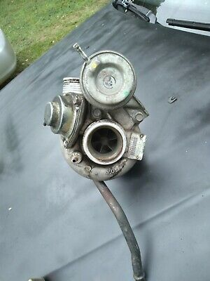 Volvo OEM 16T Turbo Turbocharger TD04HL 8658097 S70 V70 99-00 C70 99-04 LowMiles