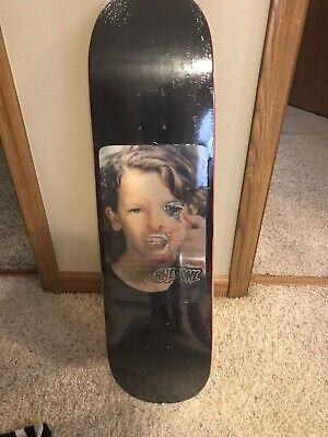 F*cking Awesome FA Jason dill Brace Face Hologram Deck Dylan Rieder Supreme