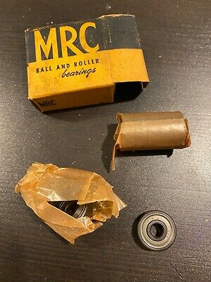 Mrc Ball And Roller Bearings Nos Lot Of 8