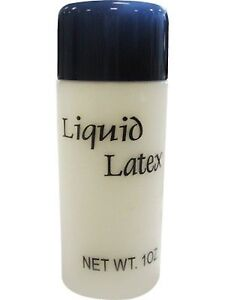 Liquid Latex 1 oz Halloween Special Effects Scar Fancy Dress Make Up 37832