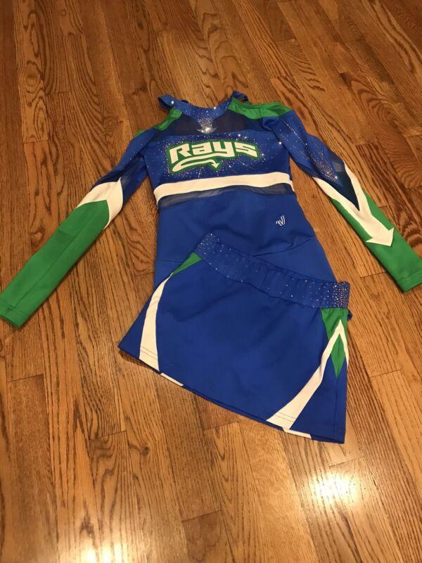 Stingrays Cheer Uniform