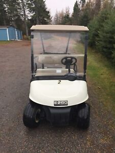 2015 Ezgo  RXV 48 volt electric golf cart