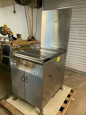 Belshaw 718lcg Commercial Natural Gas 18x26 Donut Fryer Wfiltration