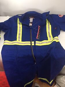 size 50r fr coveralls,brand new