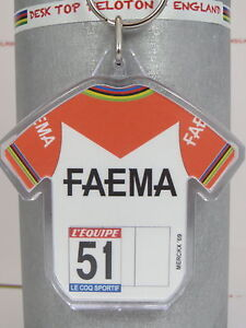 Eddy-Merckx-1969-Faema-Team-Tour-De-France-Cotton-Cycling-Jersey-Keyring-Rapha