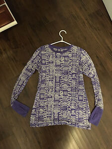 Lululemon Manifesto Long Sleeve Shirt!