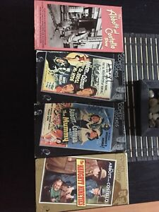 Abbott  and Costello vhs