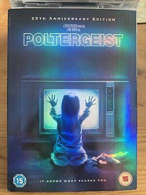 Poltergeist DVD (2007) Craig T. Nelson, Hooper (DIR) cert 15 Fast and FREE P & P