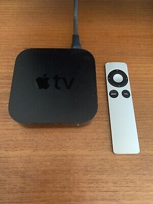 Apple TV (3rd Generation) HD Media Streamer - Black
