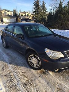 2008 Chrysler Sebring touring, $4300,160000 km