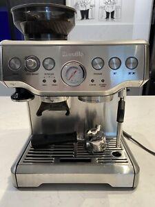 BES870 Breville Coffee Machine