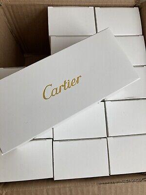 Cartier Glasses Rimless Gold 53mm Vintage Frame Metal