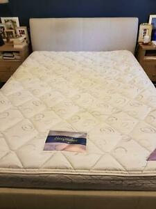 FREE QUEEN SIZE SLEEPMAKER MATTRESS