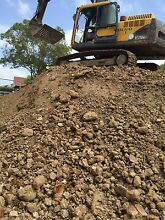 Free top soil clay Shaile free delivery & free levelling Dundas Parramatta Area Preview