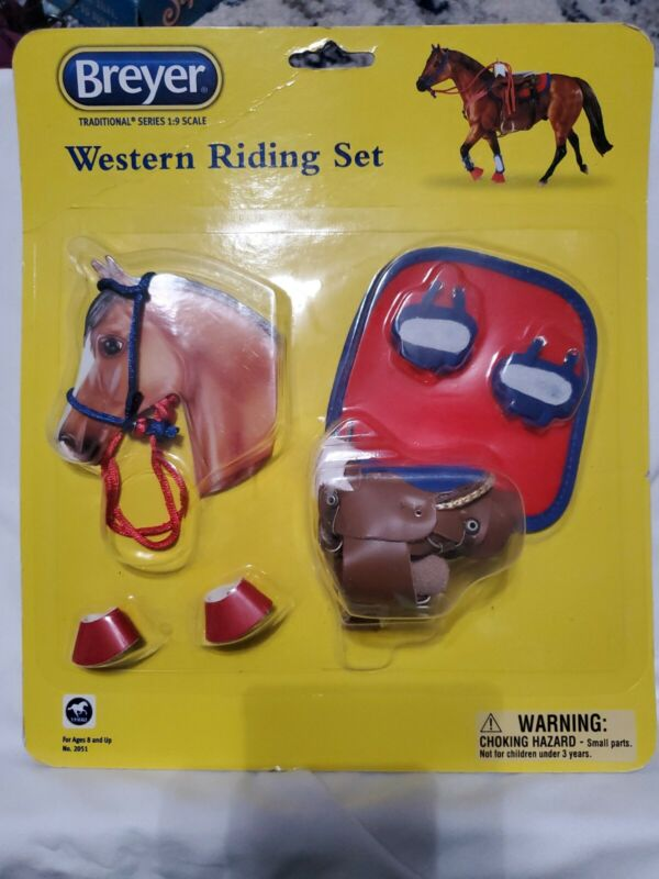 Breyer Horses - Western Riding Accessory Set - Traditional Size