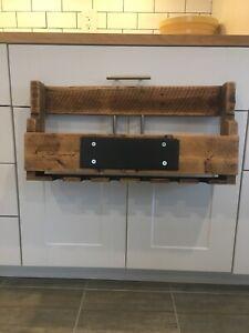 Wine Rack (wall mounted)