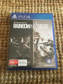 Rainbow Six Siege (PS4) Blackburn South Whitehorse Area Preview