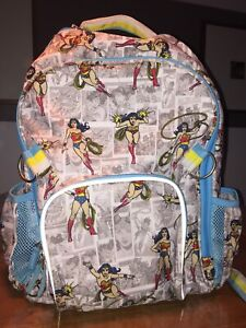 Sac à dos POTTERY BARN KIDS - Wonder Woman