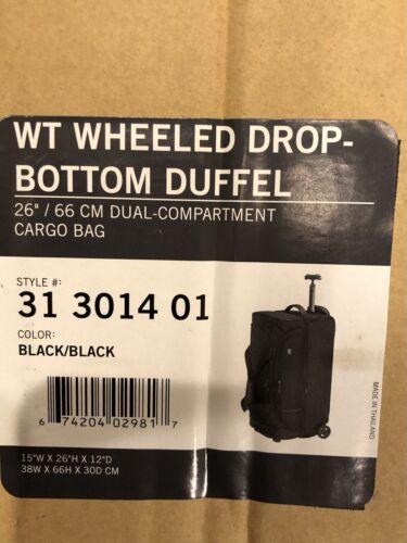 VITRONIX WORKS TRAVELER 26 WHEELED DUFFEL-NEW - $149.95