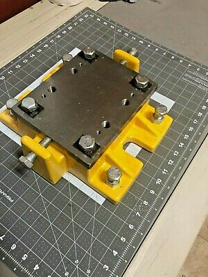 Die Holder Punch Press Heavy Duty Adjustable Base Mounting Plate
