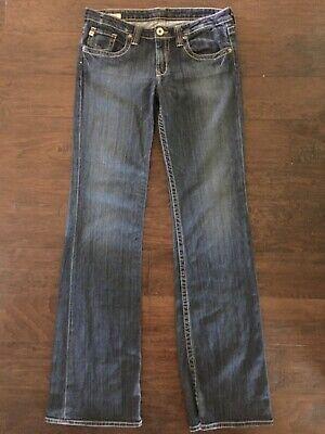 "Denim Extra Long Jeans - Big Star CASEY Jeans Boot Cut Blue Denim Women 31XXL x 37"" Extra Long Tall USA"