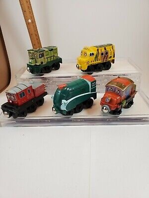 5 Thomas the train friends Wooden Wood The Learning Curve co used
