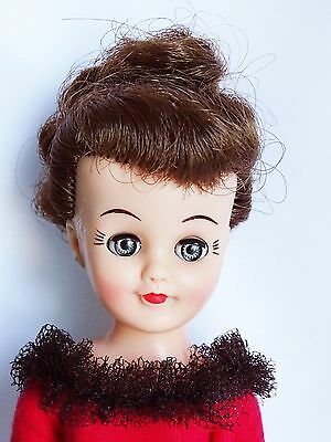 "FABULOUS!!! Vintage VOGUE 1950 ""Jan"" Doll ALL ORIGINAL 10 1/2"" In Box"