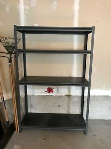 Storage shelf 6' x 3' from costco