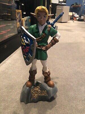 The Legend of Zelda Ocarina of Time Link Studio OXMOX E3 1997 video game statue