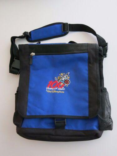 100 Years of Magic Messenger Bag WDW Mickey Sorcerer Hat Tote Shoulder Bag