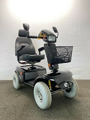 2019 Rascal 850 8MPH Mobility Scooter *Showroom Condition*