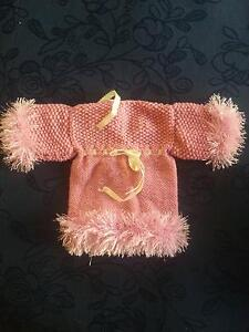 HAND KNITTED CABBAGE PATCH DOLL CLOTHING East Toowoomba Toowoomba City Preview