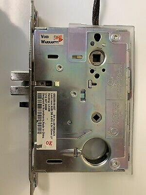 Used Vingcard 4.5V  Hotel Mortise Lockcase Onity Kaba Saflok Tesa 6 Wire