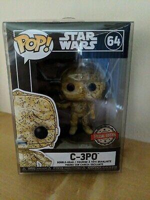 Star wars Futura C-3PO #64 funko pop