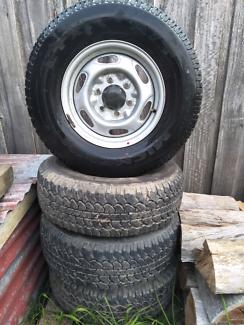 Ranger stock wheels