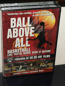 Ball-Above-All-Vol-1-DVD-Basketball-Like-Youve-Never-Seen-It-Before-NEW