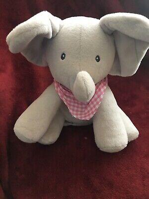 Gund Baby Animated Flappy The Elephant Plush Sing & Play Toy Girl Elephant