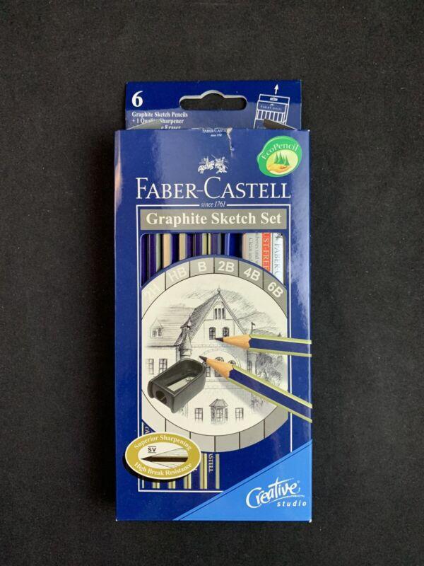 Faber-Castell Graphite Sketch Set by Creative Studio