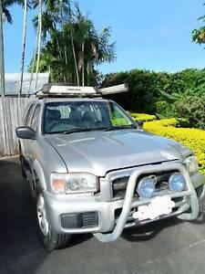 2003 Nissan Pathfinder St (4x4) 4 Sp Automatic 4d Wagon