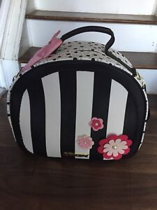 Betsy Johnson Carry on luggage