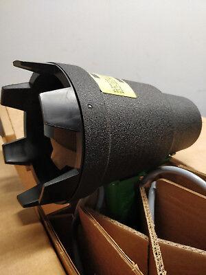 Magnaflux 621255 Zb-100f 230v 60hz 100w Fan-cool Ultraviolet Black Light